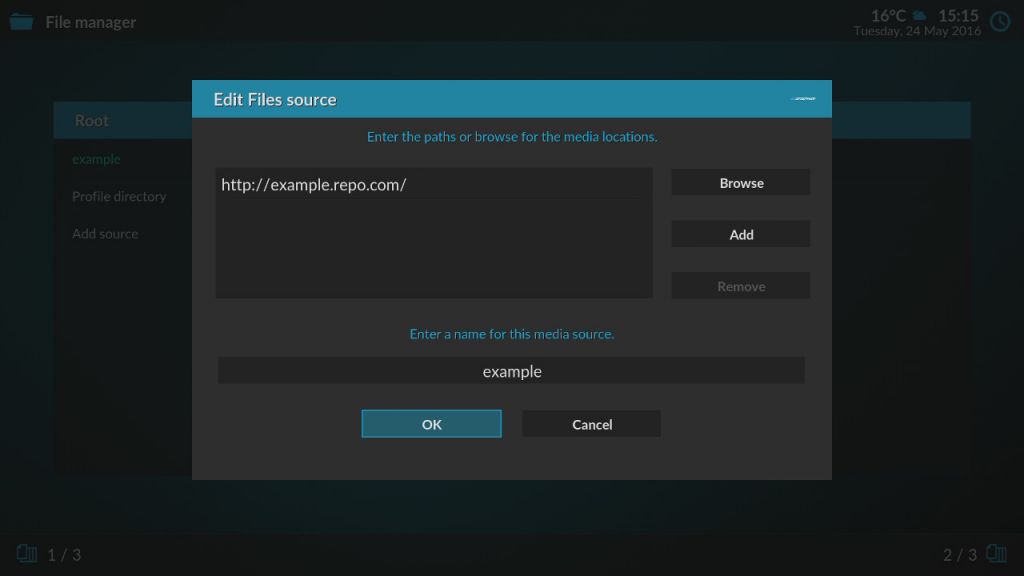 Kodi Estuary Skin, How To Install Add-ons and Repositories in Kodi Estuary Skin