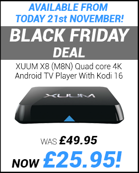 Kodi Android Black Friday Sale, Kodi Android Black Friday Sale