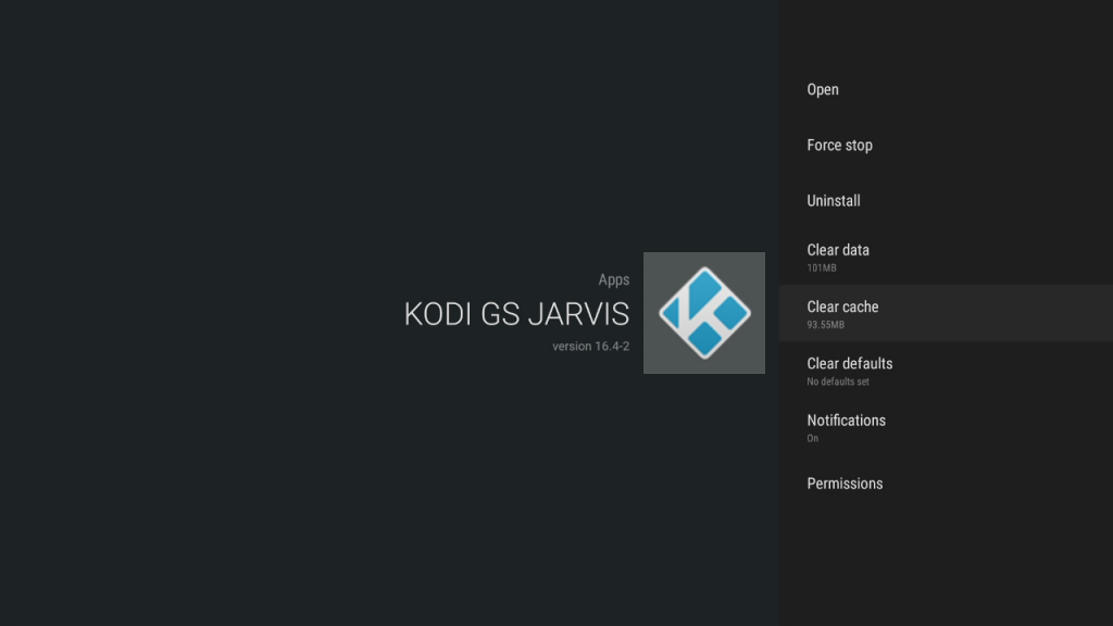 fixing kodi, Fixing Kodi For Android Version 5.1 And Above – New Instructions